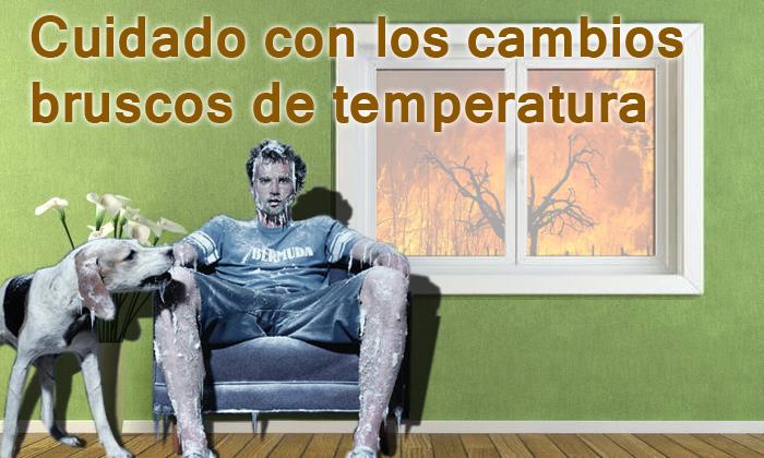 Salud y temperatura